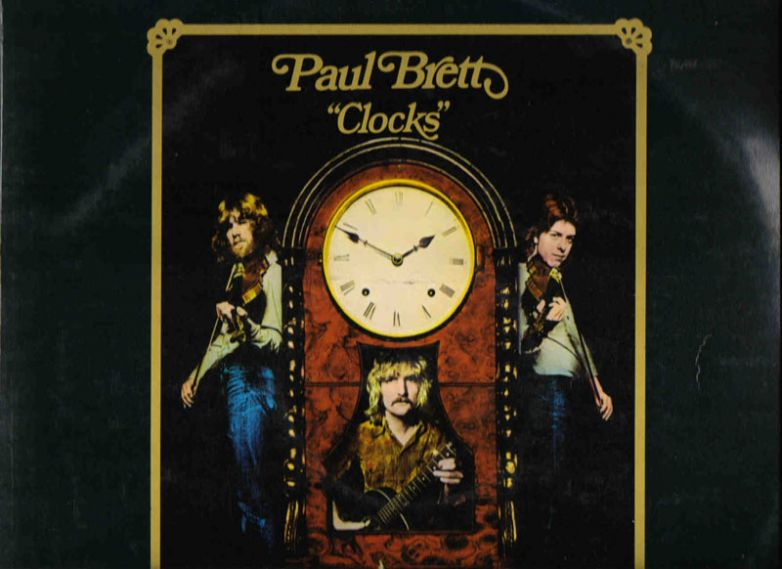 Paul Brett Clocks Summer 1974